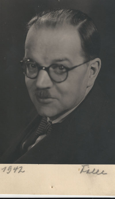 Dr Ernst Eylenburg