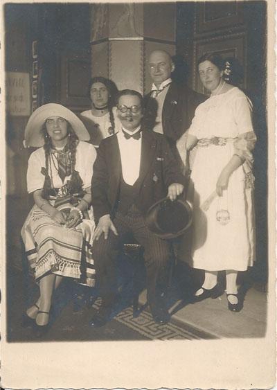 Mautzy, Eylenburg's, Mr. Loewenstein, Prof Markuse